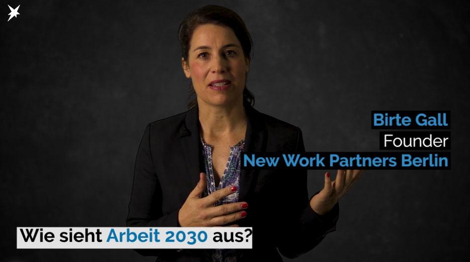 Wie arbeiten wir 2030?